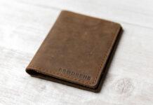 Modny portfel dla mężczyzny