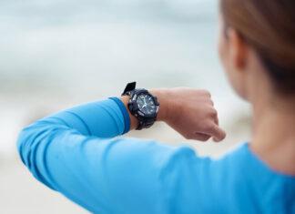 Zegarek sportowy Casio dla wymagających kobiet
